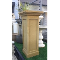 Gazebo Plinth with Cap