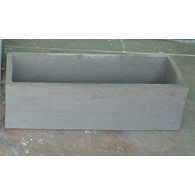 Flat Sided Trough Small