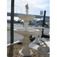 English Two Tier Fountain